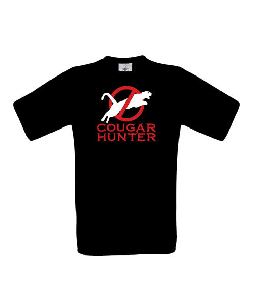 Cougar Hunter T-Shirt - BBT Clothing - 3