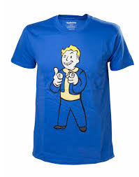 Fallout  T-Shirt - Shooting Fingers - BBT Clothing