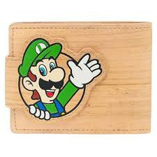 Nintendo Wallet - Mario and Luigi Cork - BBT Clothing - 3