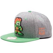 Street Fighter Hat - Blanka - BBT Clothing