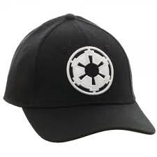 Star Wars Hat - Imperial Flexfit - BBT Clothing - 2