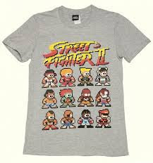 Street Fighter T-Shirt - BBT Clothing