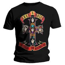Guns n Roses T-Shirt - Appetite - BBT Clothing