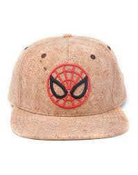 Spiderman Hat - Cork - BBT Clothing - 1