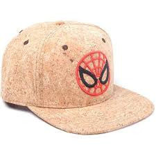 Spiderman Hat - Cork - BBT Clothing - 3