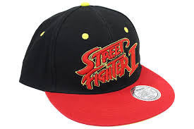 Street Fighter 2 Hat - BBT Clothing - 1