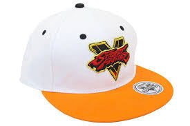 Street Fighter Hat