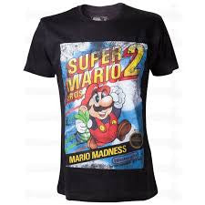 Nintendo T-Shirt - Mario 2 - BBT Clothing