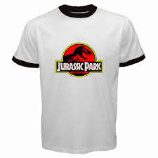 Jurassic Park T-Shirt - White - BBT Clothing
