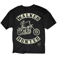The Walking Dead T-Shirt - Walker Hunter