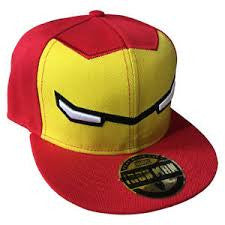 Iron Man Hat - Mask