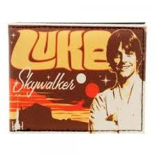 Star Wars Wallet - Luke Skywalker