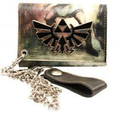 Nintendo Wallet - Zelda with Chain - BBT Clothing
