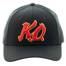 Street Fighter Hat - KO