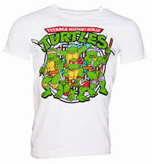 Ninja Turtle T-Shirt - BBT Clothing