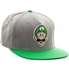 Nintendo Hat - Luigi Head - BBT Clothing - 1