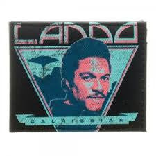 Star Wars Wallet - Lando - BBT Clothing