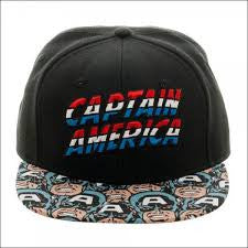 Captain America Hat - BBT Clothing - 1