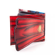 Superman Wallet - With Cape - BBT Clothing - 3