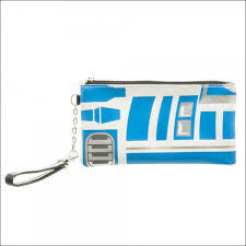Star Wars Purse - R2D2 with Clear Purse