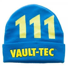 Fallout Hat - 111 Beanie - BBT Clothing