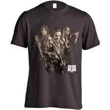 The Walking Dead T-Shirt - 3 Survivors