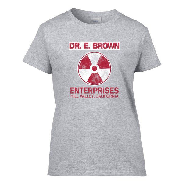 Dr. E Brown Enterprises T-Shirt - BBT Clothing - 9