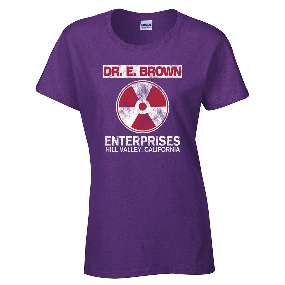 Dr. E Brown Enterprises T-Shirt - BBT Clothing - 10