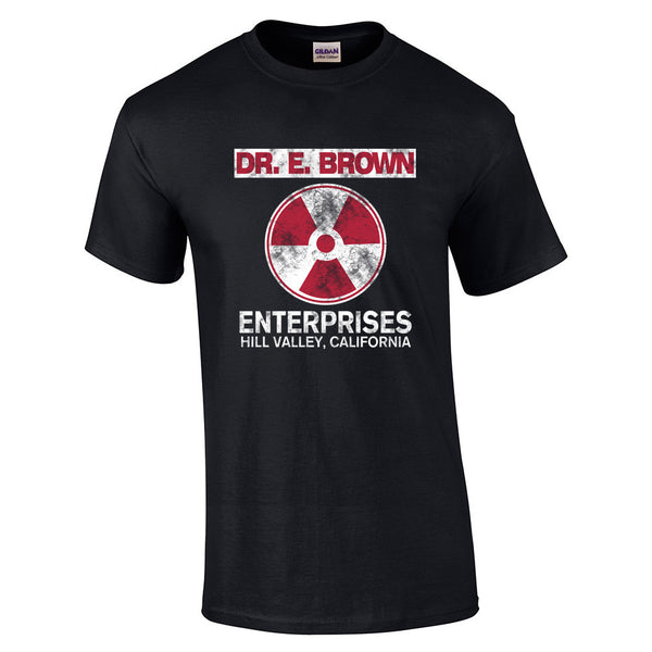 Dr. E Brown Enterprises T-Shirt - BBT Clothing - 13