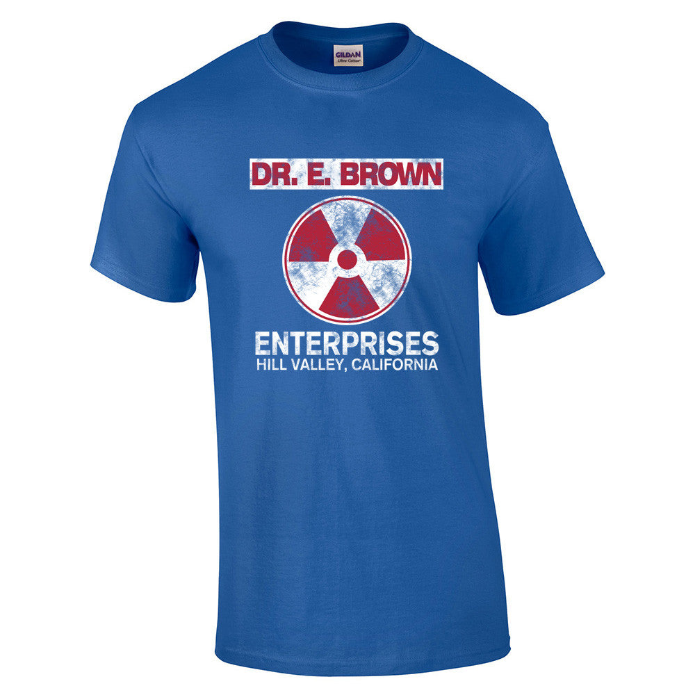 Dr. E Brown Enterprises T-Shirt - BBT Clothing - 14
