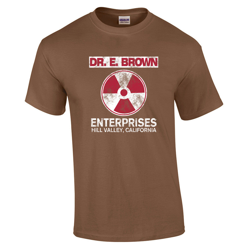 Dr. E Brown Enterprises T-Shirt - BBT Clothing - 15