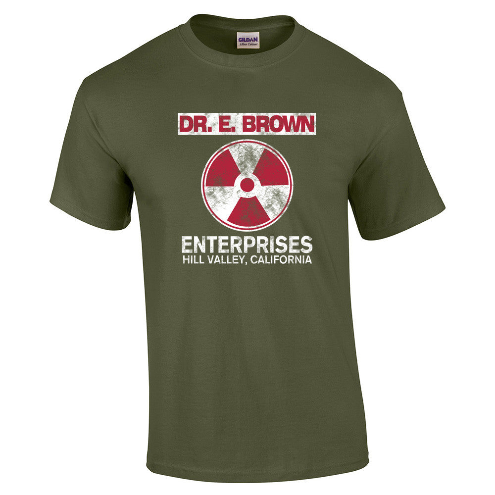 Dr. E Brown Enterprises T-Shirt - BBT Clothing - 16