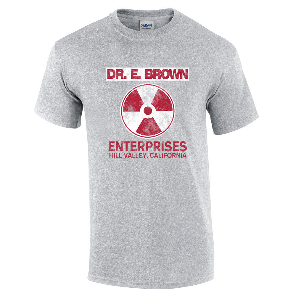 Dr. E Brown Enterprises T-Shirt - BBT Clothing - 17