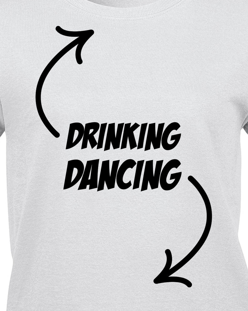 Drinking, Dancing T-Shirt - BBT Clothing - 10