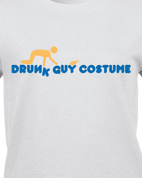 Drunk Guy Costume T-Shirt - BBT Clothing - 10