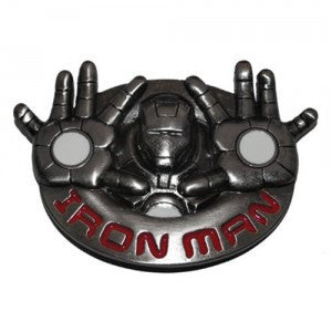 Iron Man Belt Buckle - Metal finish - BBT Clothing