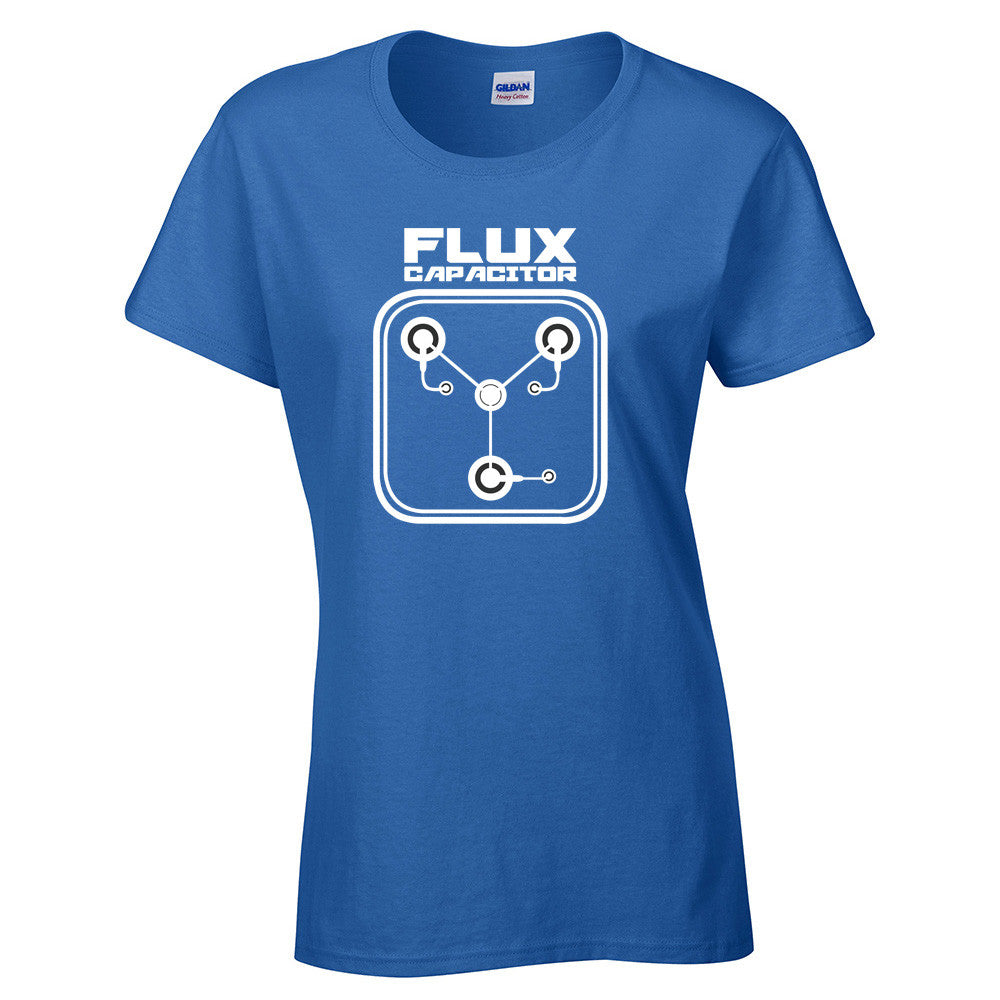 Flux Capacitor T-Shirt - BBT Clothing - 5
