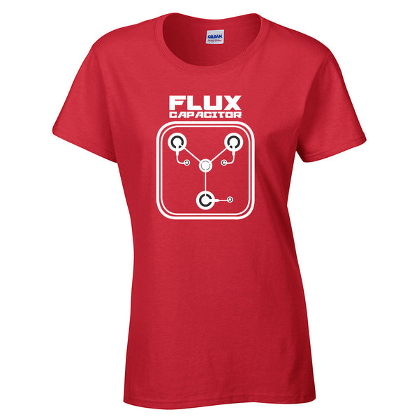 Flux Capacitor T-Shirt - BBT Clothing - 9