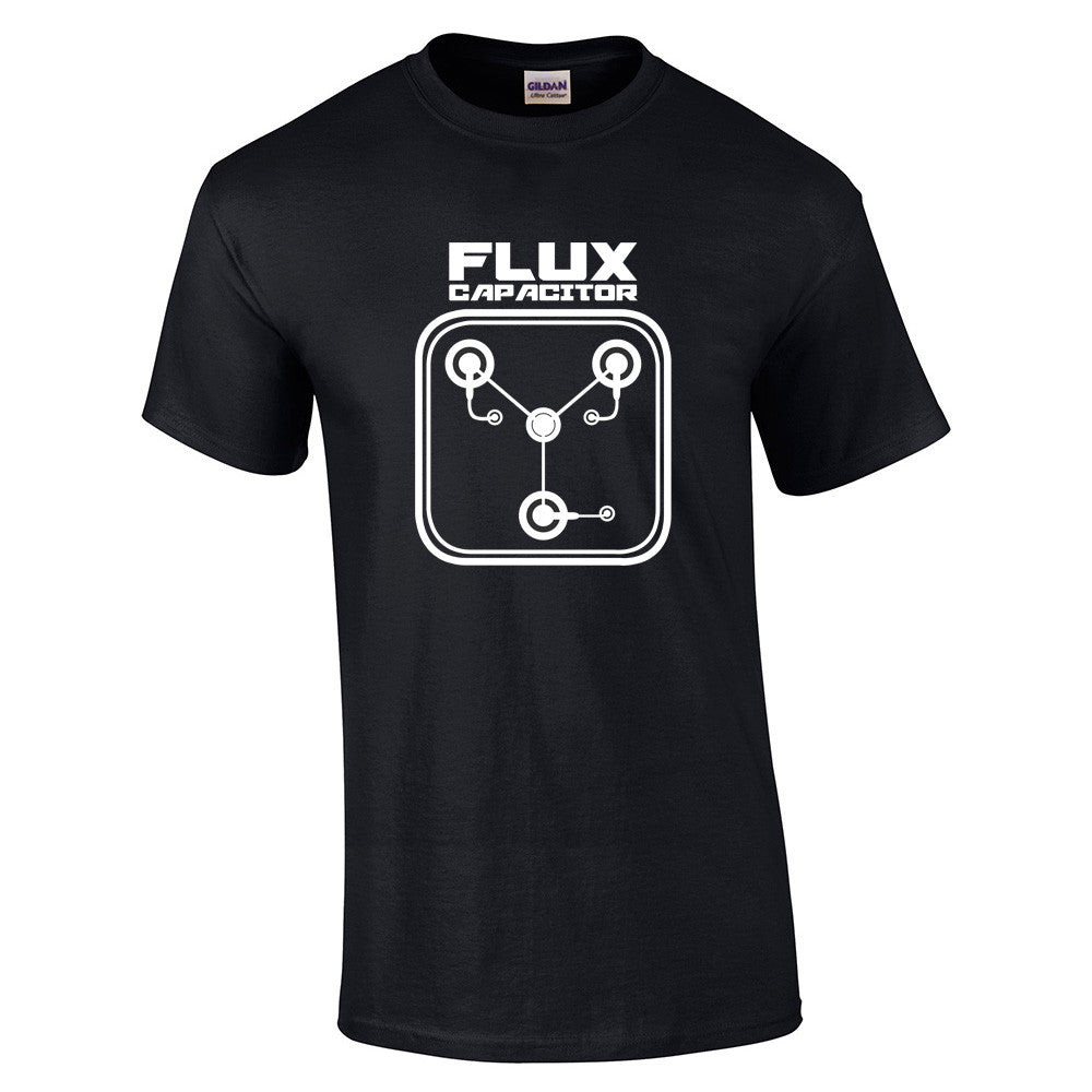 Flux Capacitor T-Shirt - BBT Clothing - 11
