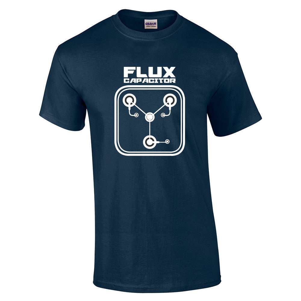 Flux Capacitor T-Shirt - BBT Clothing - 12