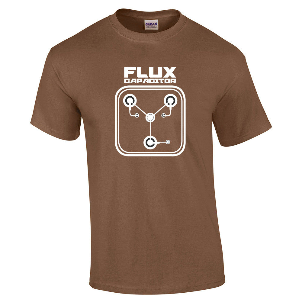 Flux Capacitor T-Shirt - BBT Clothing - 13