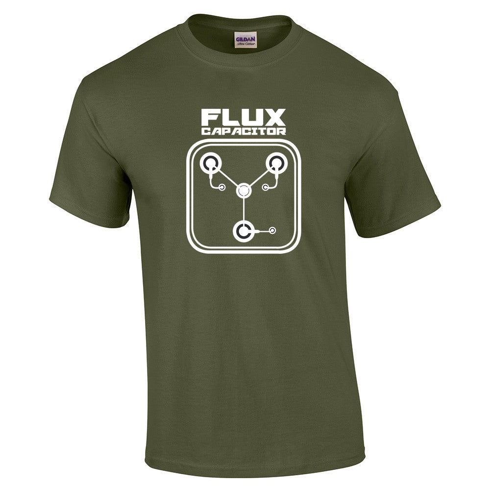 Flux Capacitor T-Shirt - BBT Clothing - 14