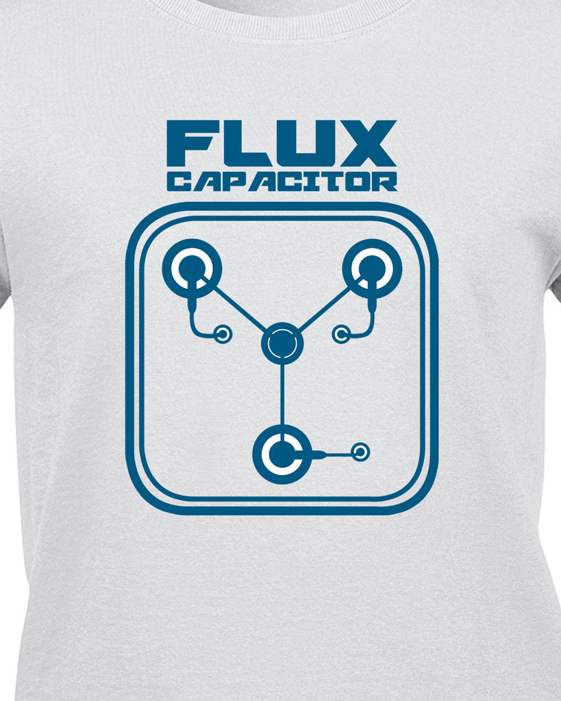 Flux Capacitor T-Shirt - BBT Clothing - 17