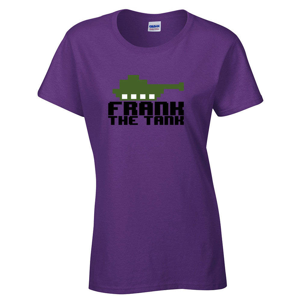 Frank The Tank T-Shirt - BBT Clothing - 7