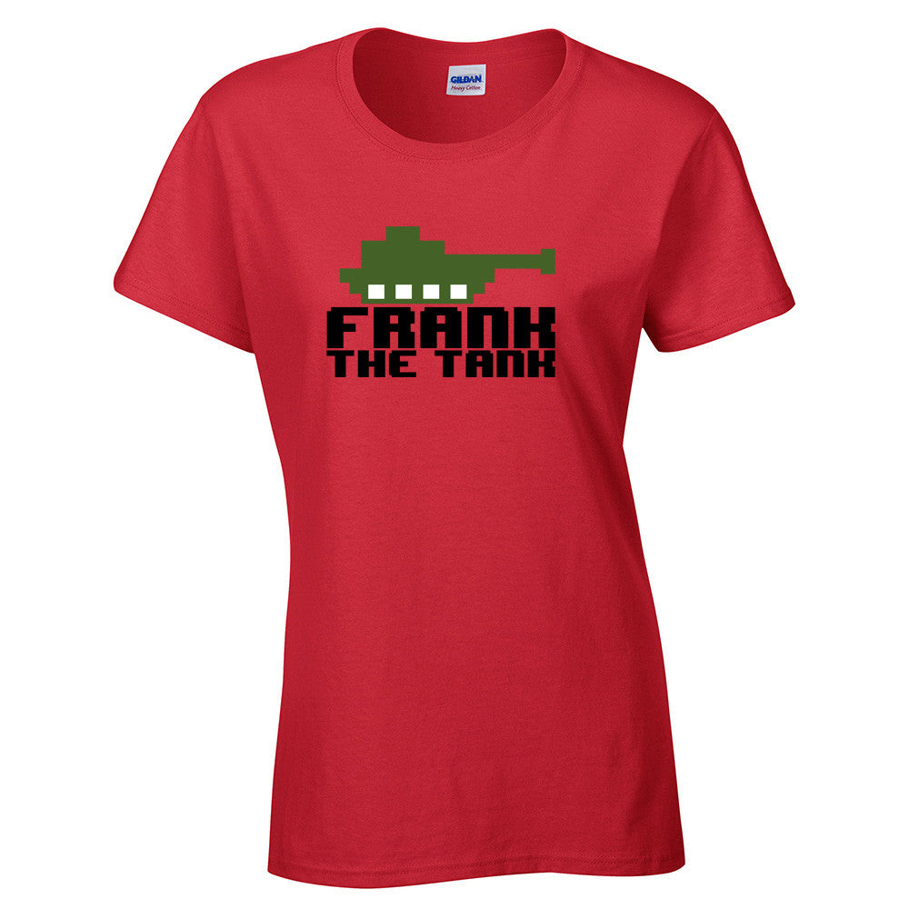 Frank The Tank T-Shirt - BBT Clothing - 8