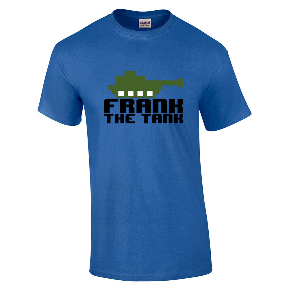 Frank The Tank T-Shirt - BBT Clothing - 10