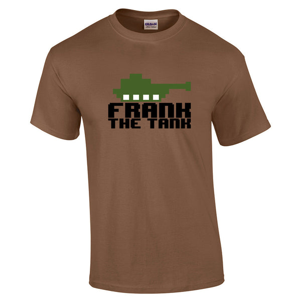 Frank The Tank T-Shirt - BBT Clothing - 11