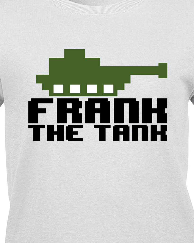 Frank The Tank T-Shirt - BBT Clothing - 15