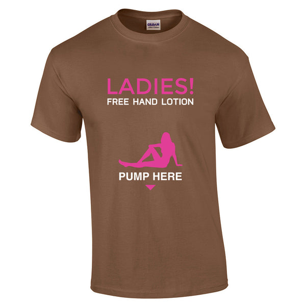 Free Hand Lotion Pump T-Shirt - BBT Clothing - 6