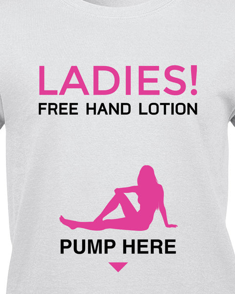 Free Hand Lotion Pump T-Shirt - BBT Clothing - 10